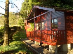 Holiday Lodges @ Old Faskally